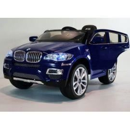 bmw x6 bleu m tallis e voiture lectrique enfant 12 volts 2 moteurs achat vente voiture. Black Bedroom Furniture Sets. Home Design Ideas