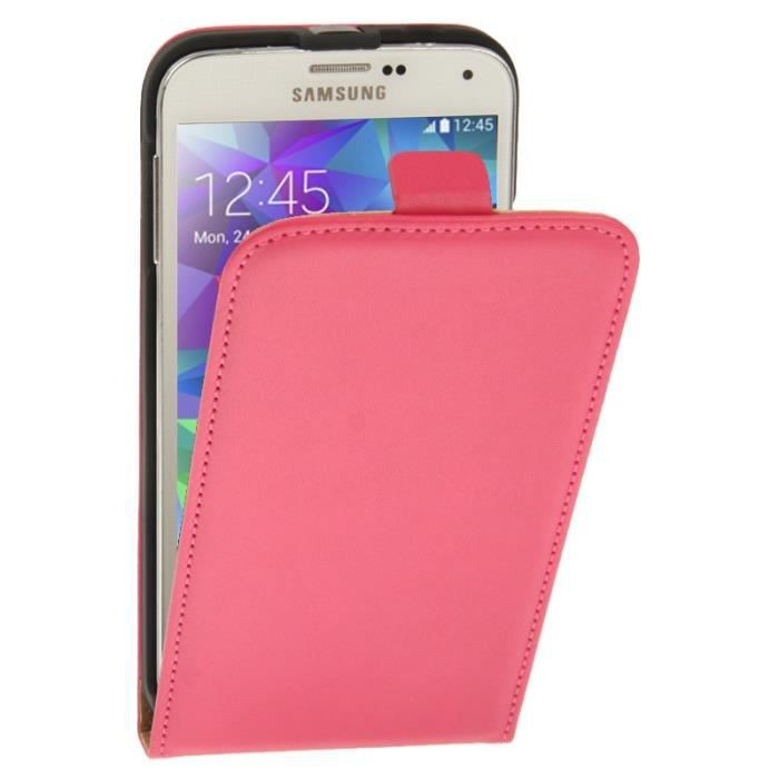 coque samsung galaxy s5 rose