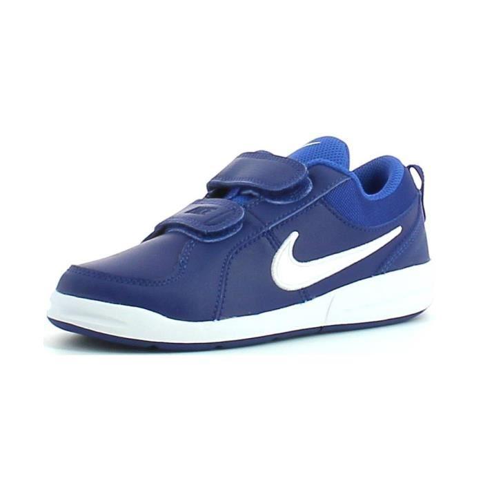 Nike - Nike Pico 4 Chaussures de Sport Bleu Cuir V
