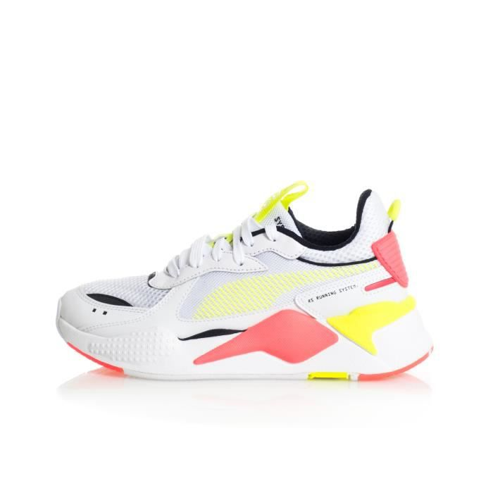 Puma Sneakers femme Puma Rs-x 90s Femme Blanc - Cdiscount Chaussures