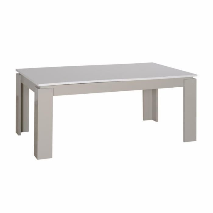 de GrisBlanc H repas x 180257 x 77 l 104 à PATTAYA Table L allonge f6yvbgY7