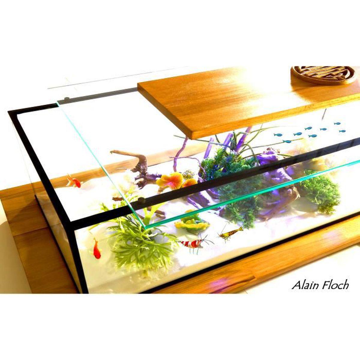 Table Basse Aquarium Terrarium Design Unique Alain Floch Entretien Facile Sans Fil 20 Led Telecommande Achat Vente Table Basse Table Basse Aquarium Terrar Soldes Sur Cdiscount Des Le 20 Janvier Cdiscount