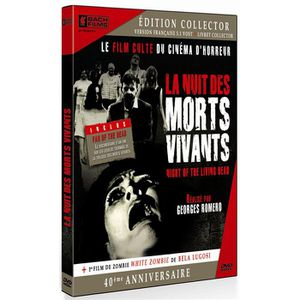 DVD FILM DVD La nuit des morts vivants