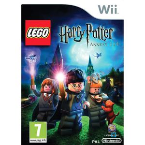 JEUX WII Lego Harry Potter / Jeu console Wii