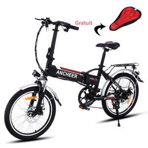 KIT VÉLO ÉLECTRIQUE Vélo électrique de montagne 22-30 km/h 8AH/36V 20'