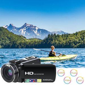 APPAREIL PHOTO RÉFLEX DV21 3 pouces TFT LCD HD 1920P 22MP 16X Zoom numér
