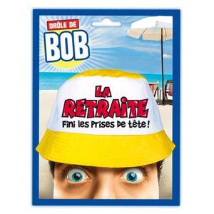 Bob Message La Retraite Taille Unique Achat Vente