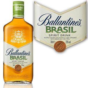 WHISKY BOURBON SCOTCH Ballantine's Brasil  35% 70cl