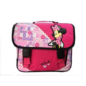 CARTABLE SCOLAIRE - Cartable - MINNIE FUCHSIA