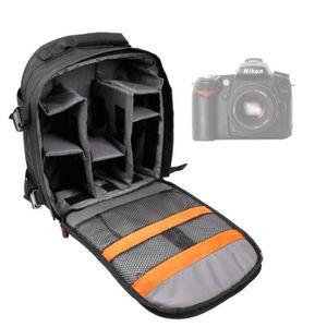 SAC PHOTO Sac à dos modulable pour Nikon D90, D3000, D40/60