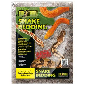 LITIÈRE SILICE - ARGILE EXO TERRA Litière Snake Bedding 4,4 L - Pour repti