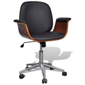 CHAISE DE BUREAU Sièges de bureau Chaise pivotante avec accoudoir E