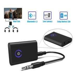 Récepteur audio 3.5mm / RCA Bluetooth V4.1 émetteur audio couplage