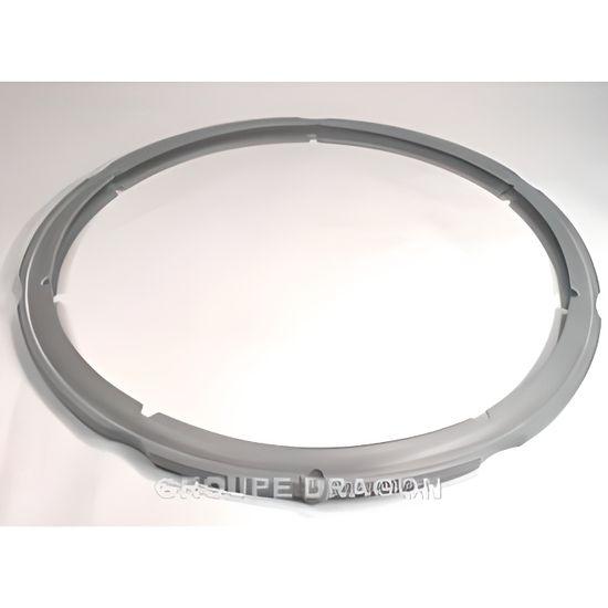 Joint d/'autocuiseur Sensor et Optima cuve inox 4,5 6l Seb Diamètre int 220mm