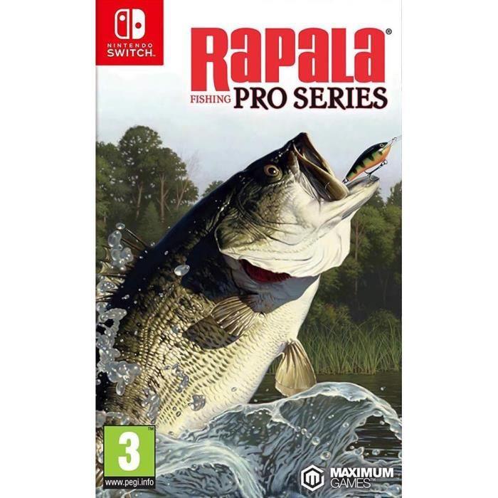 Rapala Fishing Pro Series Jeu Switch