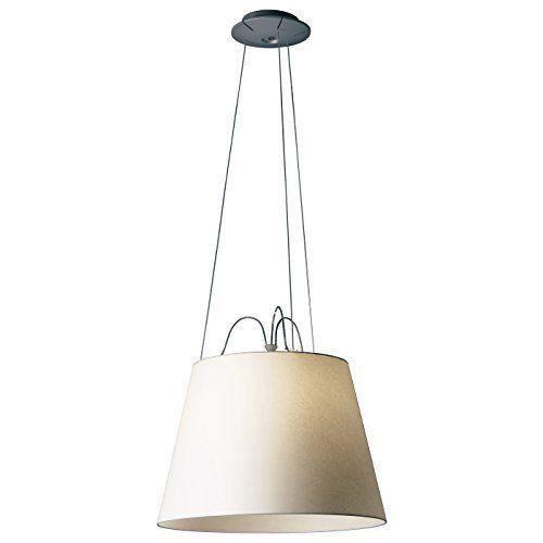Artemide Tolomeo Mega Lampe Plafonnier 42 en Vélin - 0782010A0780030A