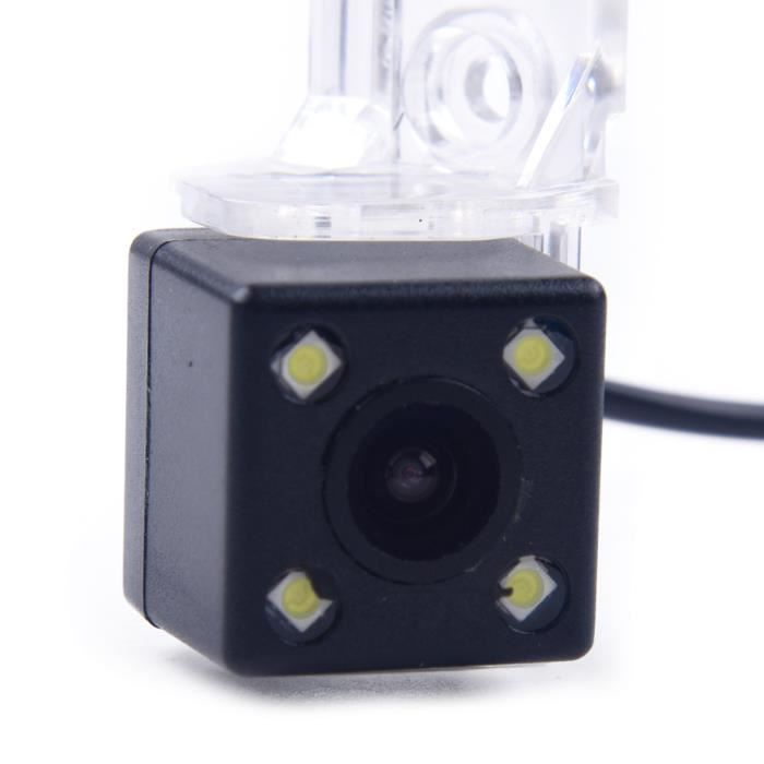 Caméra de recul de recul de recul à 4 LEDs pour Caddy Golf Passat Touran avec caméra de recul sans fil