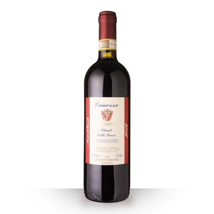 Azienda Casale Daviddi Chianti Colli Senesi 2016 Italie - 75cl - Vin Rouge