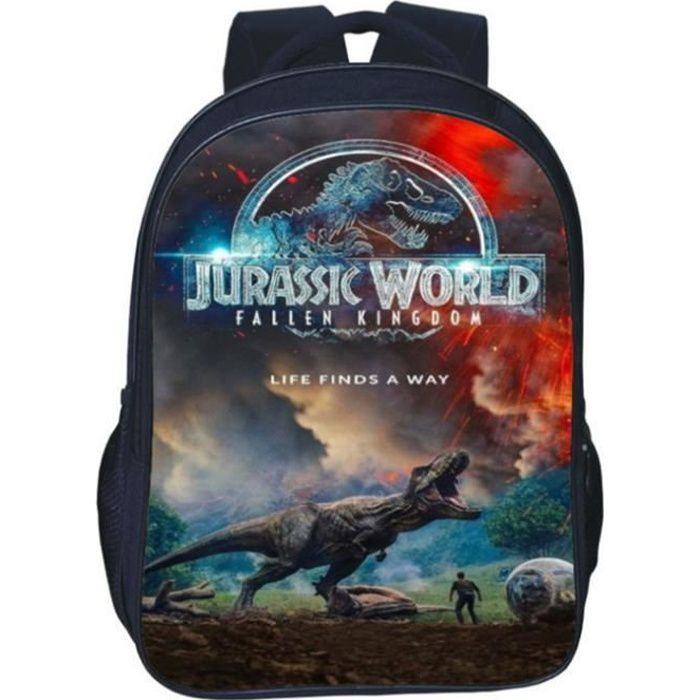 Jurassic World Sac à dos Enfant Unisexe - B