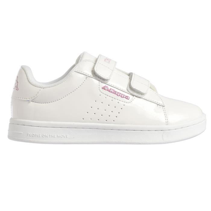 Kappa - Chaussures Tchouri enfant Blanc