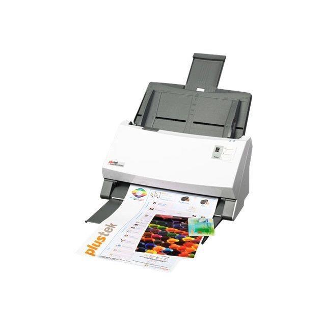 Plustek Smartoffice Ps456u Scanner de documents Recto verso 244 x 356 mm 600 ppp x 600 ppp jusqu'à 80 ppm (mono) jusqu'à 80...