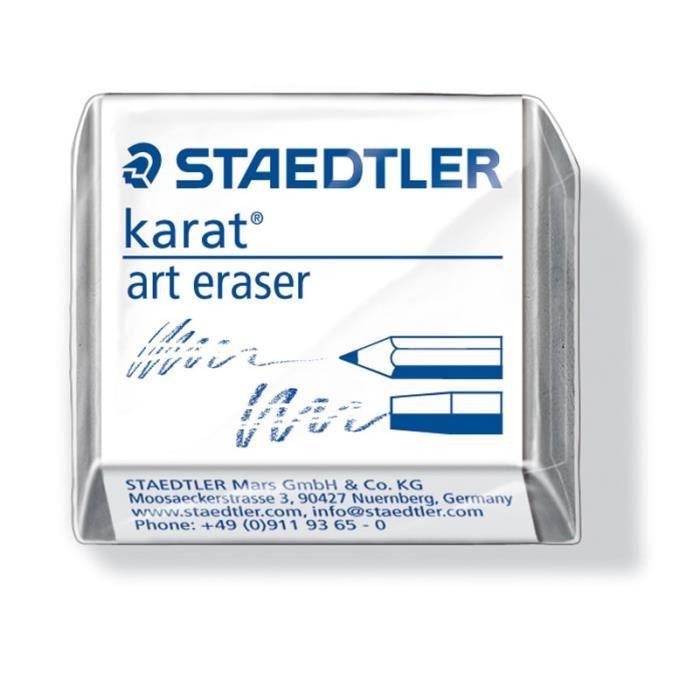 Gomme mie de pain Karat 5427 - Staedtler {couleur}