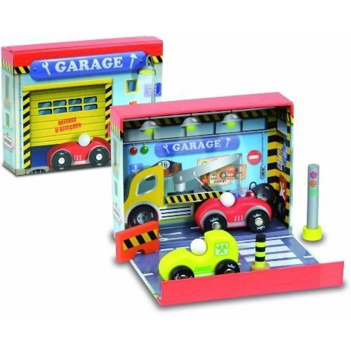 VILAC Coffret de garage