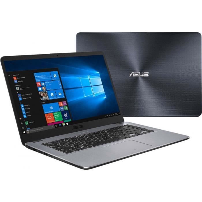 ORDINATEUR PORTABLE ASUS Ordinateur Portable - VivoBook 15 X505ZA-EJ58