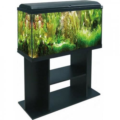 meuble aquarium 60 l pas chers. Black Bedroom Furniture Sets. Home Design Ideas