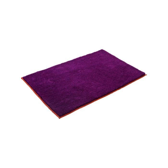 grund tapis de bain soto mauve 50x60 cm achat vente tapis de bain cdiscount. Black Bedroom Furniture Sets. Home Design Ideas