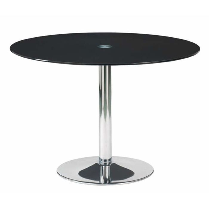Table de cuisine ronde - Table ronde rouge cuisine ...