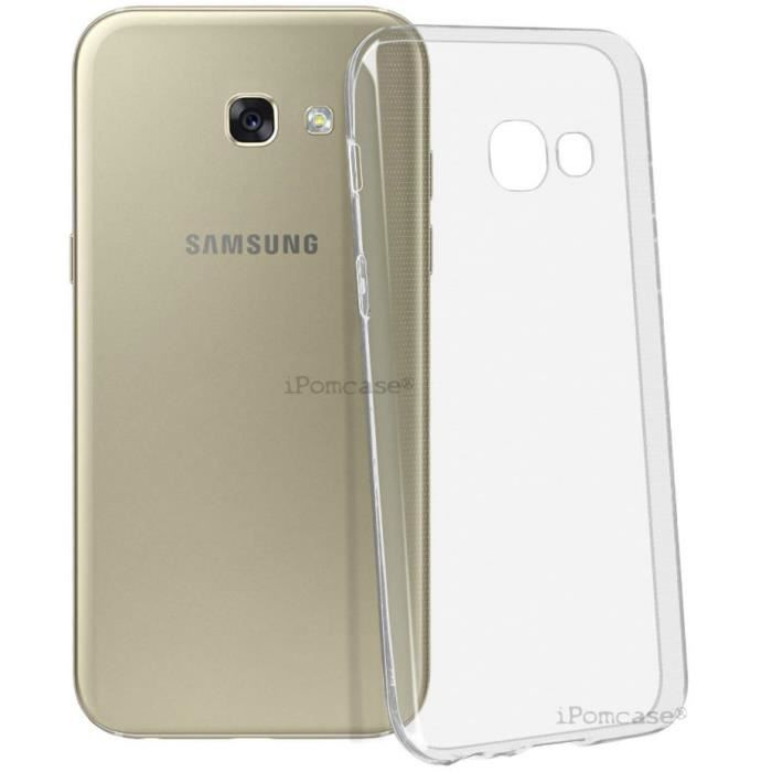 coque galaxy a5 2017 silicone