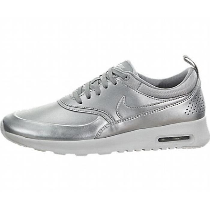air max thea femme argent