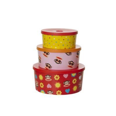 Boite de rangement paul frank set mixed girls 1 achat for Boites de rangement decoratives