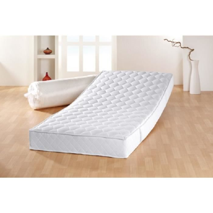 matelas ressorts ensach s someo happy t 140x190 achat vente matelas cdiscount. Black Bedroom Furniture Sets. Home Design Ideas