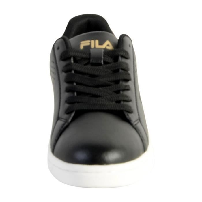 Basket Fila Crosscourt 2F Low WMN Black 38 Noir