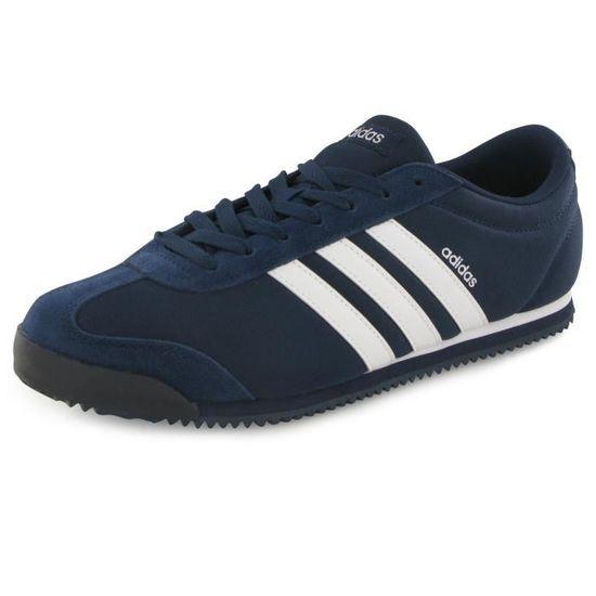 Adidas Neo Troc bleu, baskets mode homme Bleu - Cdiscount Chaussures