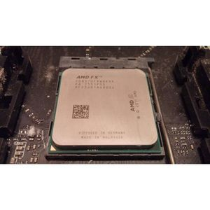 PROCESSEUR AMD FX-8370 with AMD Wraith Cooler Vishera 8-Core