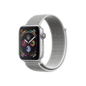 MONTRE CONNECTÉE Apple Watch Series 4 (GPS) 40 mm aluminium argenté