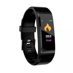 BATT. MONTRE CONNECTÉE Bracelet montre connecté Cardio fitness calories n