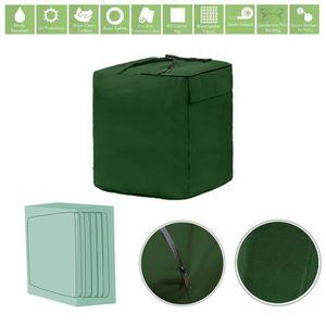 HOUSSE DE RANGEMENT Gardenista® vert moyen sac de rangement pour couss