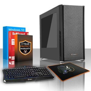 UNITÉ CENTRALE  Fierce EXILE PC Gamer de Bureau - AMD Athlon X4 95