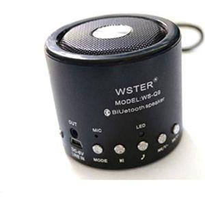 ENCEINTE NOMADE Kaeesi® Mini Haut Parleur, Enceinte Bluetooth, Rad