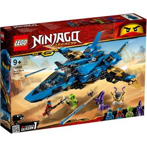 ASSEMBLAGE CONSTRUCTION LEGO® NINJAGO® Legacy 70668  Le Supersonic de Jay