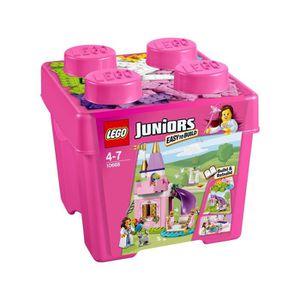 ASSEMBLAGE CONSTRUCTION LEGO® Juniors 10668 Boîte Construction Château