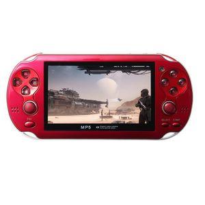 JEU CONSOLE RÉTRO TEMPSA 8GB 4.3'' LCD Console Rétro de Jeu jeux 200