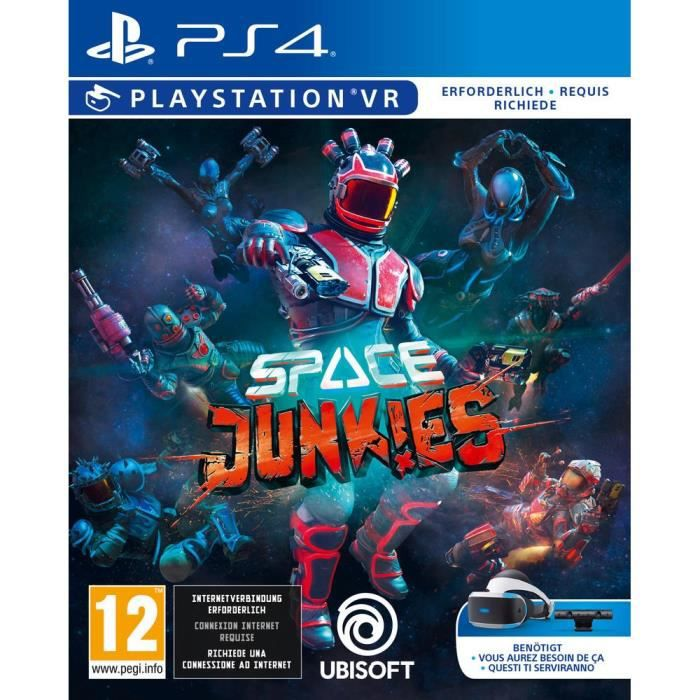 Space Junkies Jeu PS4 VR