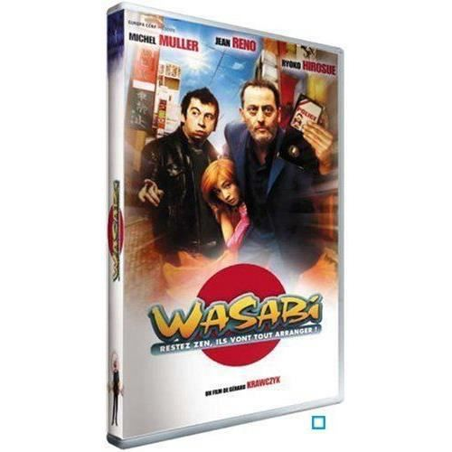 dvd wasabi en dvd film pas cher carole bouquet jean reno ludovic berthillot michel muller ryoko. Black Bedroom Furniture Sets. Home Design Ideas