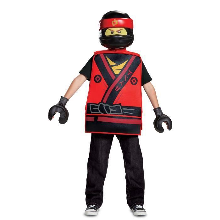 Déguisement Kai Ninjago LEGO® enfant
