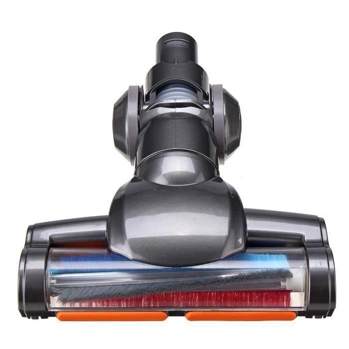 NEUFU Motorisé Outil Brosse Aspirateur Remplacement Tête Gris Pour Dyson DC45 DC58 DC59 DC61 DC62 V6 Trigger